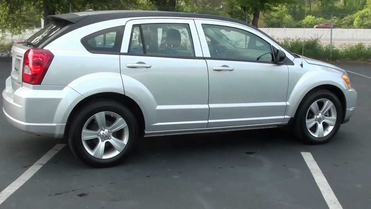 Used 2010 Dodge Caliber SXT Wagon For Sale | 1620A | Fostoria, OH ...