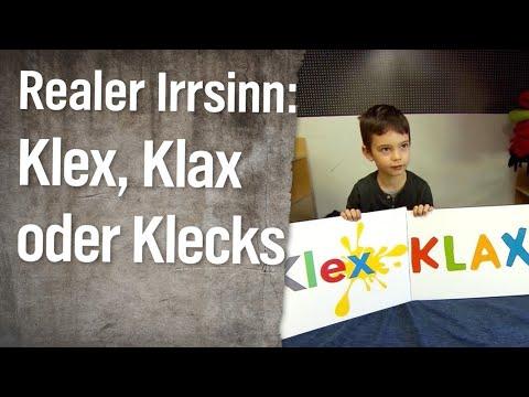 Realer Irrsinn: Kindergarten Klex und Klax (gekürzte Fassung)   extra 3   NDR
