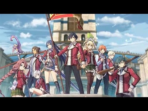 The Legend of Heroes: Trails of Cold Steel P5 No Commentary |