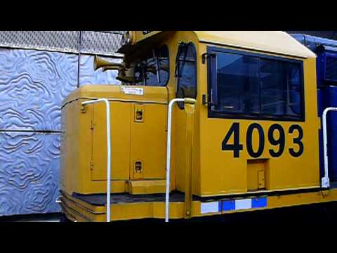 DC4093 New Lynn Transport Center Powers Up the Grade