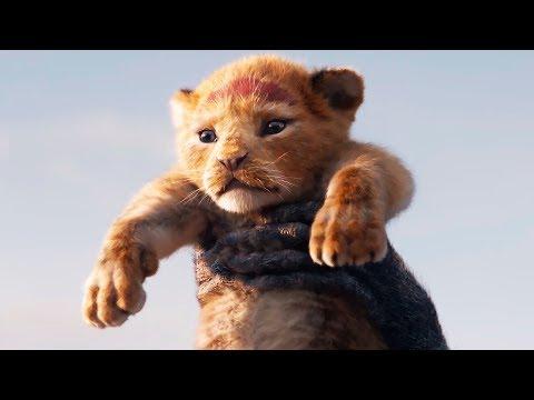 Мультфильм уолта диснея король лев