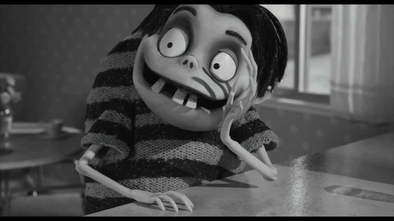 Frankenweenie Movie Clip Edgar Knows Official Hd 1080 Youtube