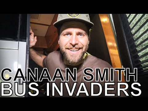 Canaan Smith - BUS INVADERS Ep. 1491