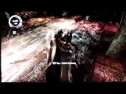 batman arkham asylum hook up with the relatives