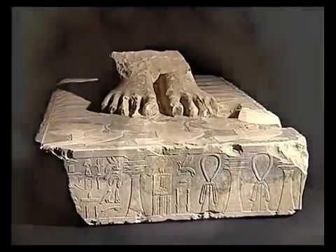 """La momia perdida de IMHOTEP""  (Documental)"