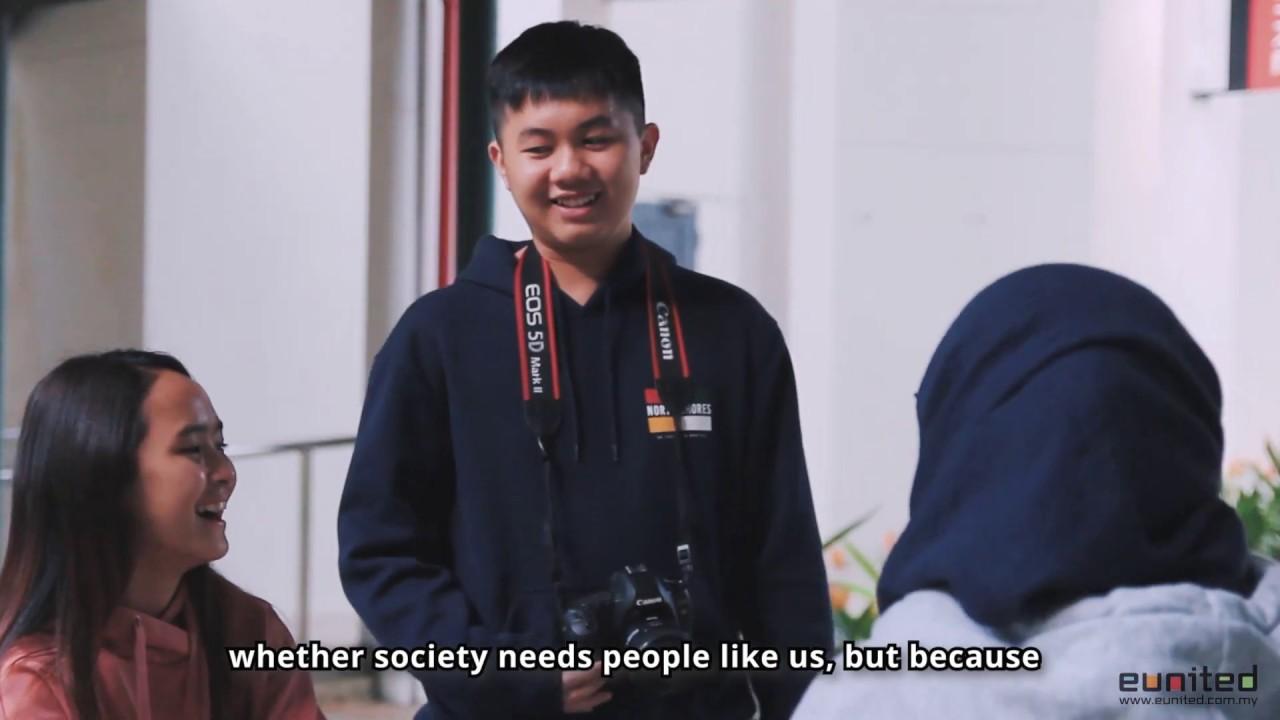 Swinburne Story Meet Hon Zhe Youtube