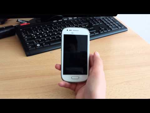 Samsung Galaxy S3 mini Hard Reset