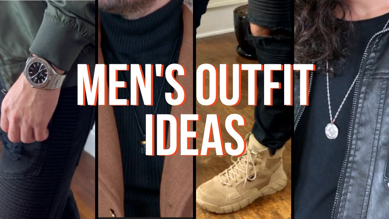 [VIDEO] - ??Men's Outfit Lookbook 2019 | 9 Different Style Ideas For Men's Fashion 6