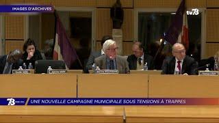 Yvelines | Nouvelle campagne électorale sous tension à Trappes