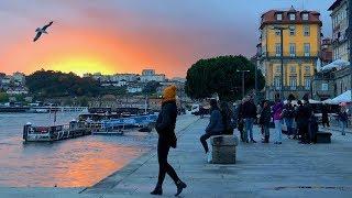 Porto, Portugal — Video Walk 【4K】🇵🇹