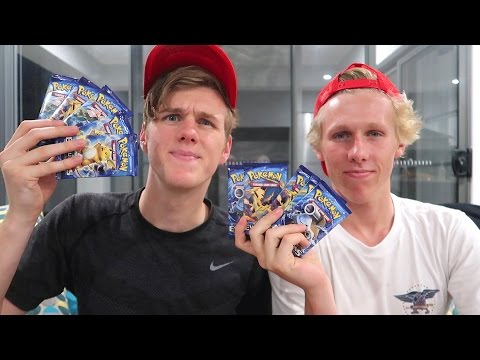THE ULTIMATE POKEMON CARD CHALLENGE