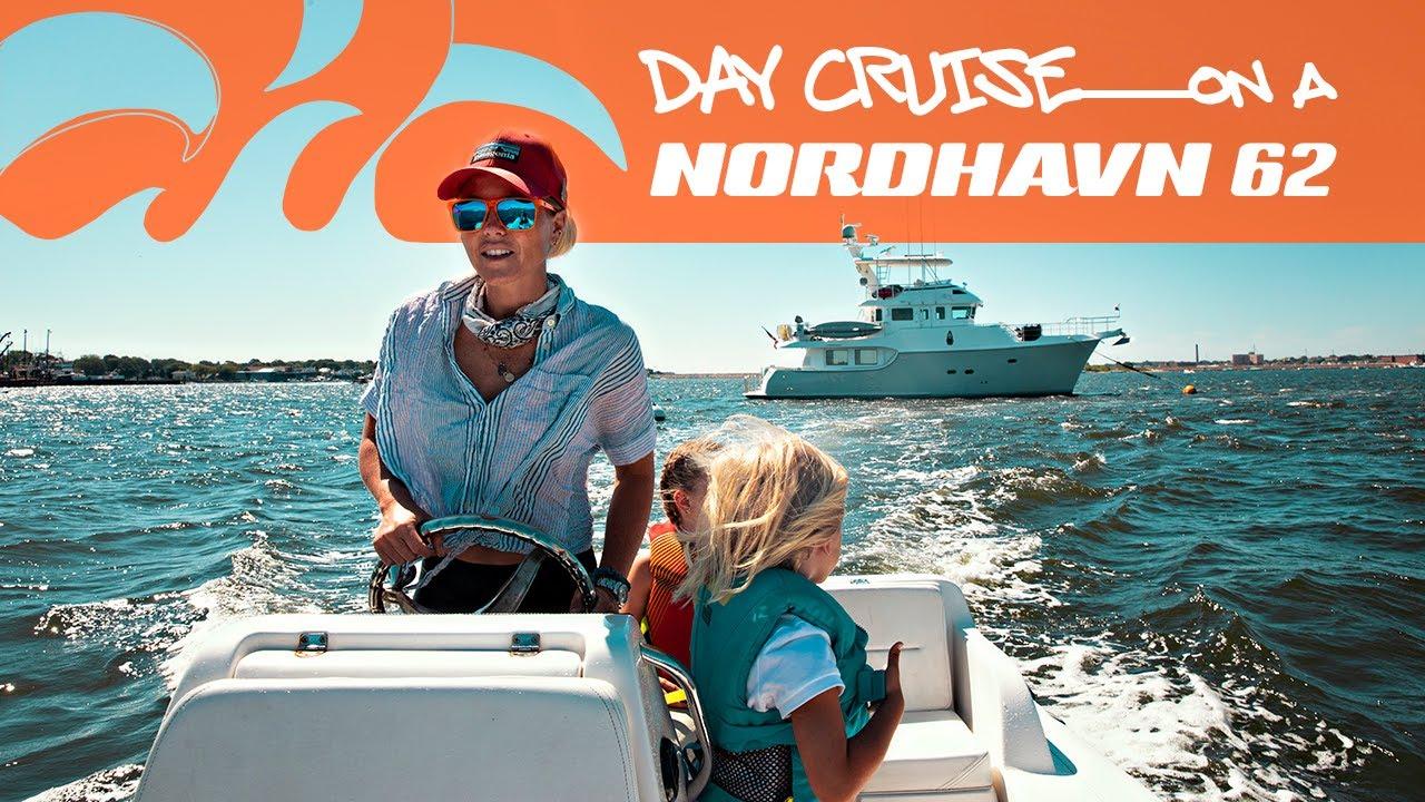 TRAWLER LIFE! DAY CRUISE on a NORDHAVN 62! #87