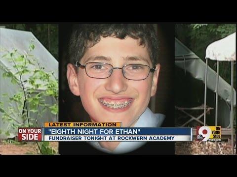 Ethan Kadish fundraiser Wednesday at Rockwern Academy