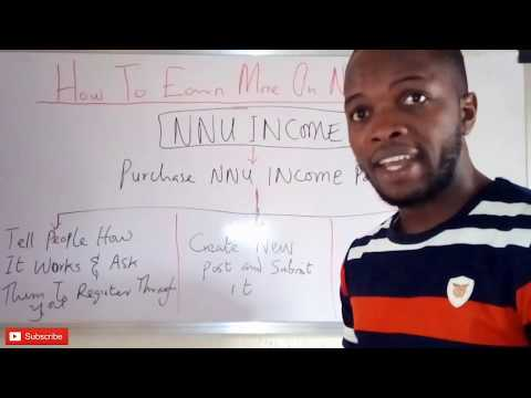 How To Earn More On NNU Income