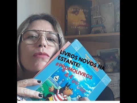 #promolivros- -aquisiÇÃo-de-novos-livros