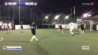B.c.c. Roma 10-2 Tdc   Io Cup - Gir.a - 2ª   Highlights