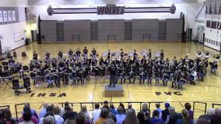 Oct 15, 2014 Band Blast Concert - 6 of 13 - Chelsea Dagger