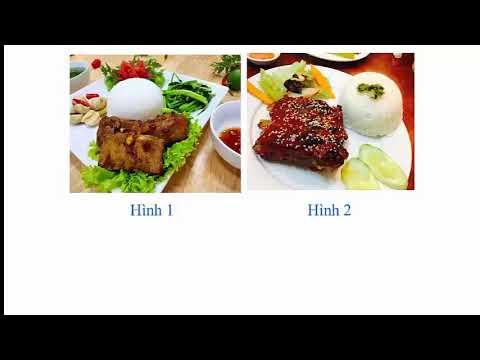 Công nghệ 6 (Tuần 24 – Ngày 26/2 Bài 17: Bảo quản chất dinh dưỡng trong chế biến món ăn)