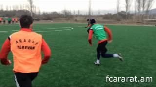 Մեկ օր «Արարատի» հետ / One day with FC Ararat