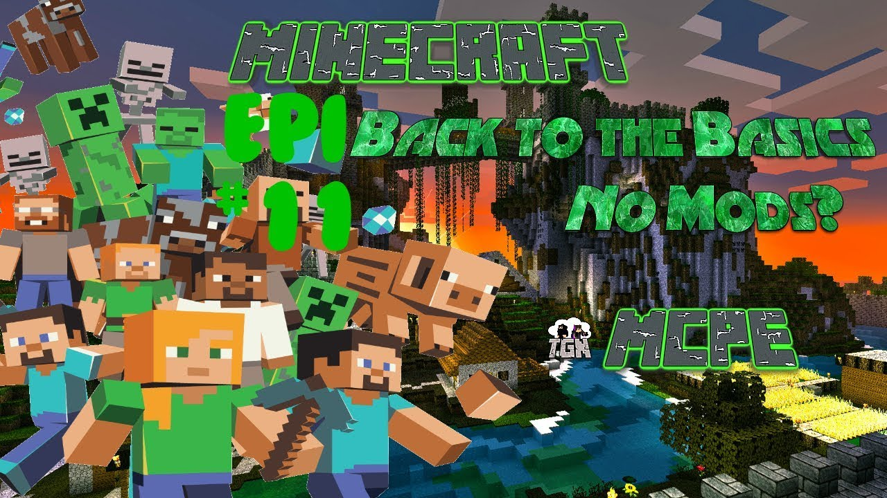 mcpe 1 2 let u0027s play bttb episode 11 lost in our own backyard lol