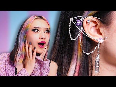 EEN ELFENOOR EAR CUFF MAKEN | DIY | FairyCore