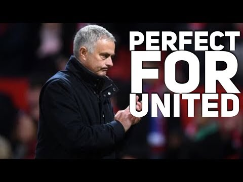 jose-mourinho-is-perfect-for-manchester-united-|-the-football-terrace
