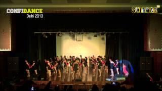 Little Suzie - Shiamak Confidance Show - Delhi 2013