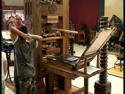 Inventor in History: Johannes Gutenberg