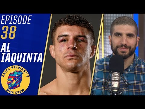 Al Iaquinta on his next fight, being offered for fight Tony Ferguson | Ariel Helwani's MMA Show
