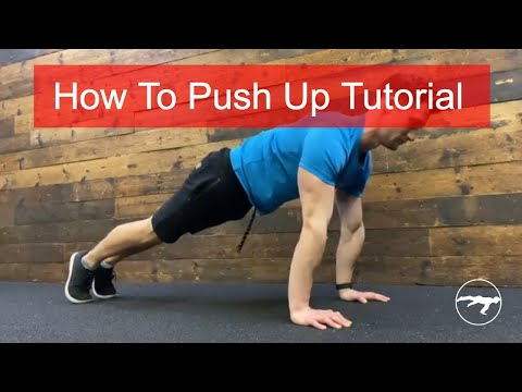 how-to-do-push-ups---push-exercises-for-beginners