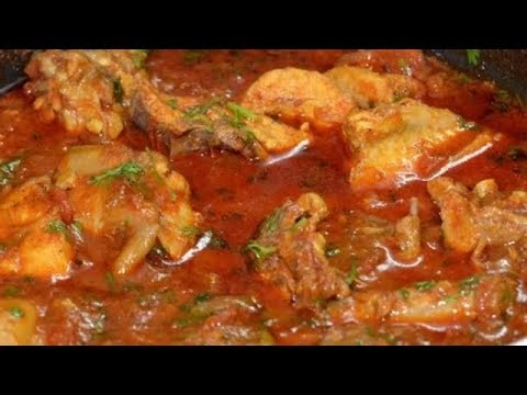 Chicken korma recipe/easy and fast recipe of chicken korma/Mughlai dish/English subtitle