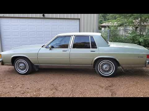 1985 Buick LeSabre Limited Collector's Edition Diesel