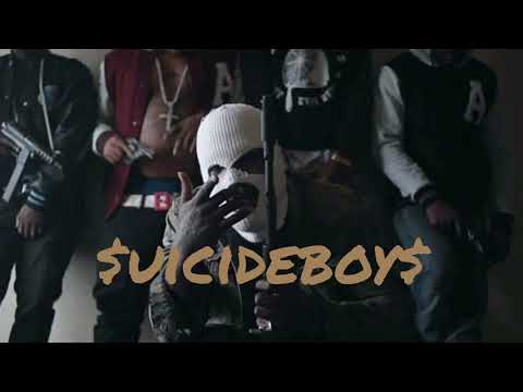$uicideboy$-either hated or ignored(remix)