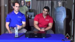 Marantz UD7007 Universal Blu-ray Player Review