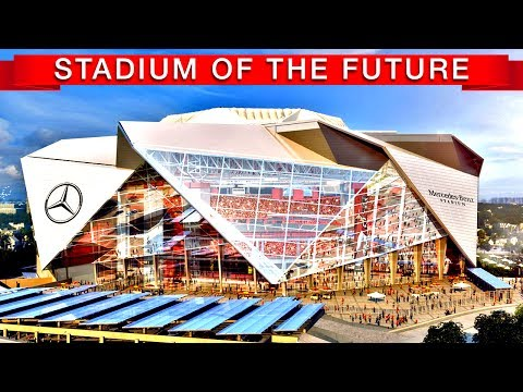 America's Most Impressive Football Stadium: Future MEGAPROJECTS