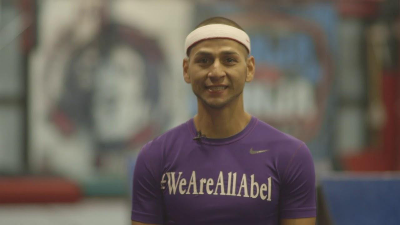 American Ninja Warrior Abel Gonzalez Submission Video ANW11