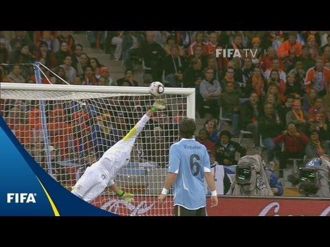 Download Uruguay v Netherlands | 2010 FIFA World Cup | Match Highlights