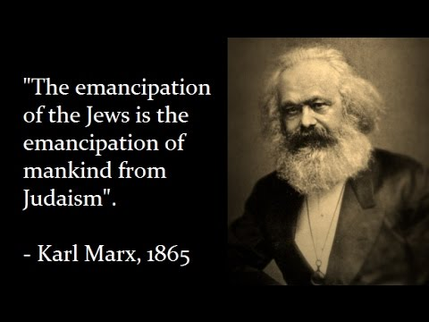 Karl Marx Was A Racist