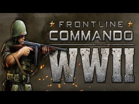 Frontline Commando: WW2 (by Glu Games Inc.) - IOS / Android - HD Gameplay Trailer
