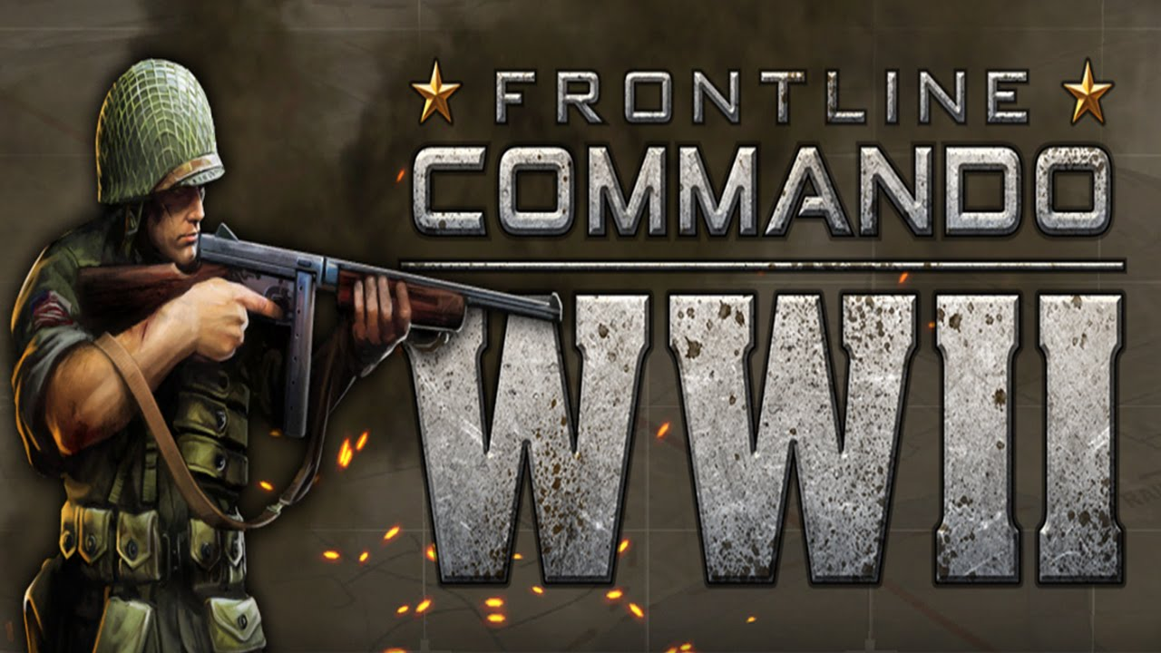 Frontline commondo offline shooting game for android phone