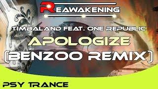 Timbaland Feat. One Republic Apologize Benzoo Remix.mp3