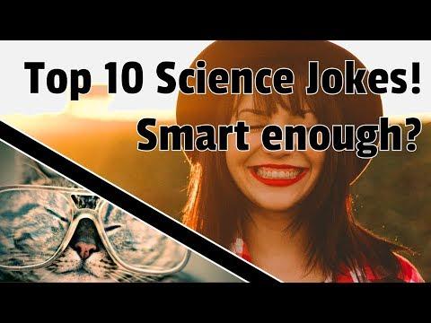 10 Amazing Nerd & Science Jokes - Smart Enough To Get Them?