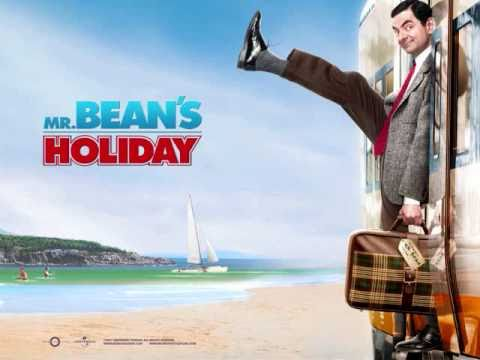 Mr  Bean's Holiday Spill
