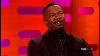 Jamie Foxx Blew His First Kanye Meeting - The Graham Norton Show