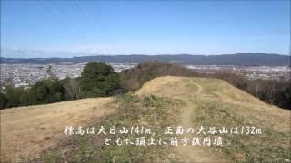 大谷山22号墳1(後期)(岩橋千塚古墳群)(Ootaniyama 22 Tumulus-1)(Wakayama Pref.)