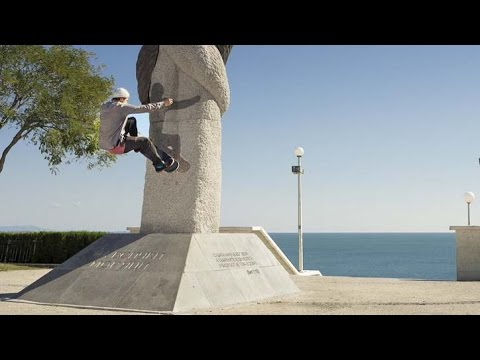 Final Sessions on the Dream Cruise: The Mediterranean Skateboard Cruise - Part 3