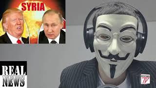 Putin Intentará Convencer a Trump de que La Bomba Química en Siria la Hicieron desde Su Gobierno
