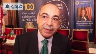 بالفيديو: السفير محمد أدريس مؤسسة الخارجية تدعم أي نشاط يسهم في تطوير علاقتنا بالدول الشقيقة