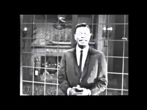 Nat King Cole - The Christmas Song (1963 Danny Kaye Christmas Special) - YouTube