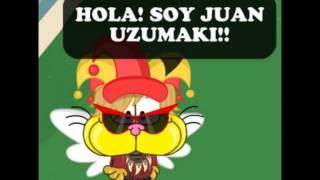 Soy Juan Uzumaki!!!